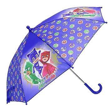 New import, 100-236, Paraguas Pj Masks, paraguas infantil pj masks