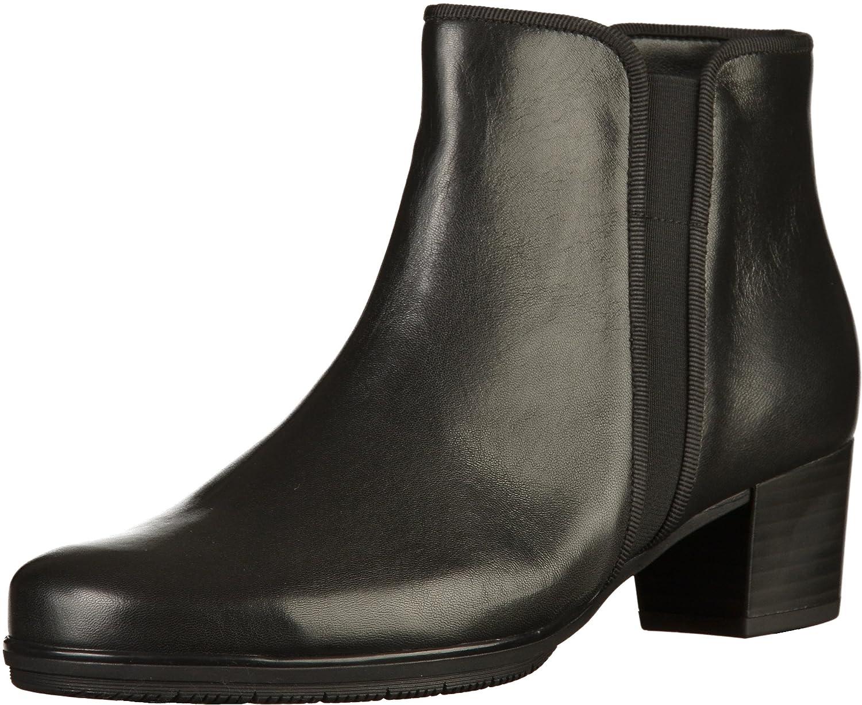 Gabor75.530-27 - botines de caño bajo Mujer Negro