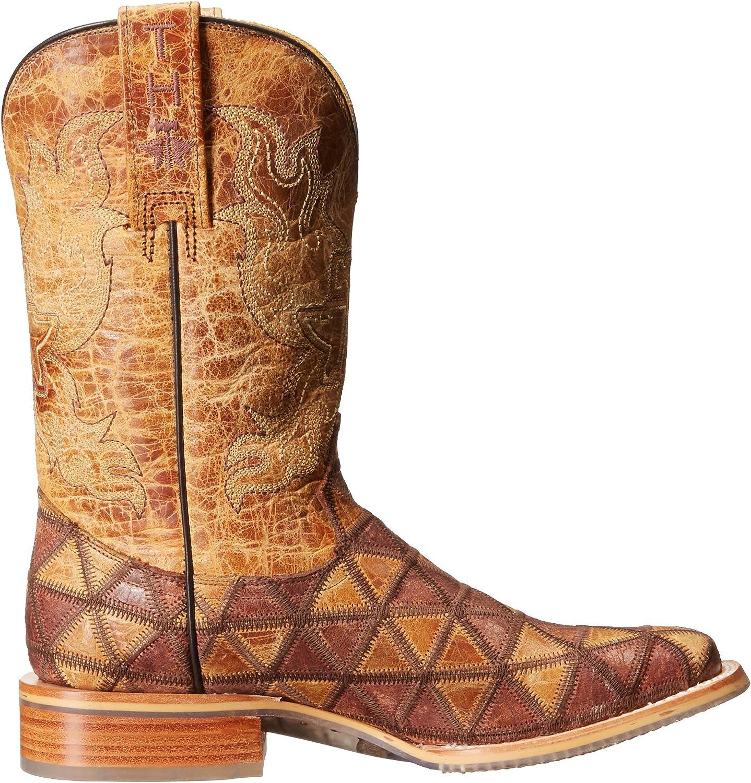 Tin Haul Western Boots Womens 11 Shaft Tan 14-021-0007-1295 TA