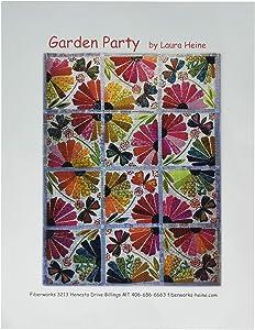 Fiberworks Garden Party Ptrn