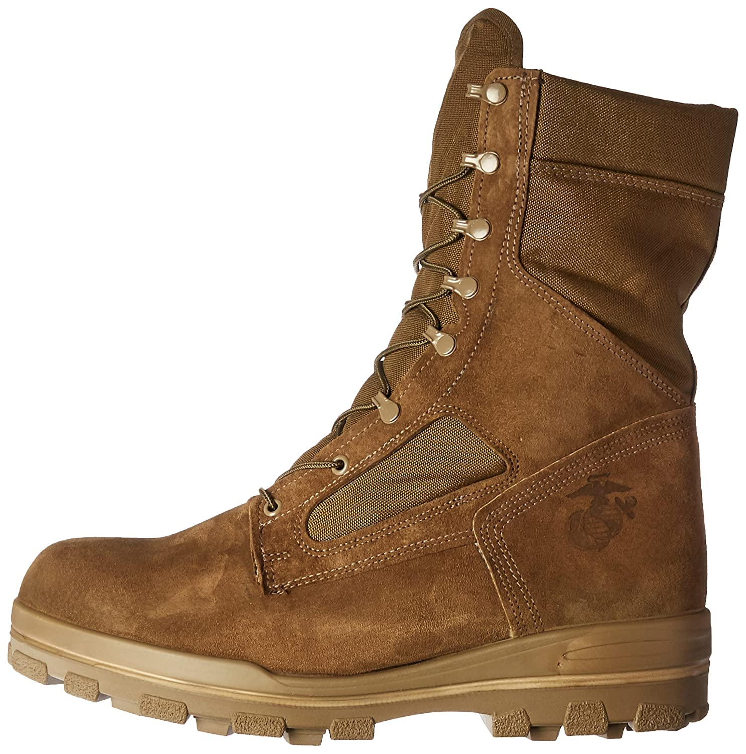 Bates Mens Usmc Durashocks Hot Weather Military and Tactical Boot