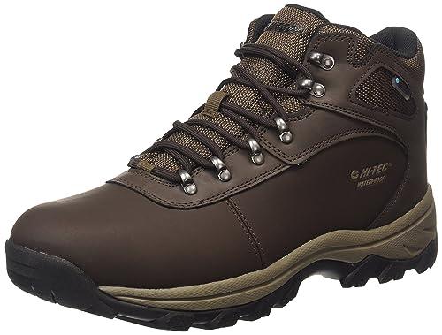 Hi-Tec Altitude Basecamp Waterproof - Botas de Senderismo Hombre: Amazon.es: Zapatos y complementos