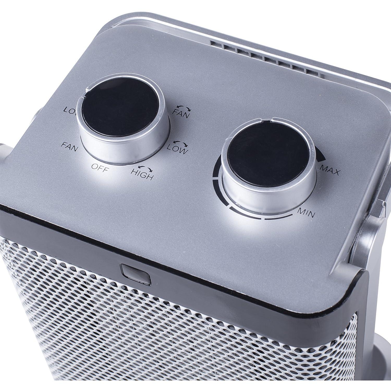 Tristar KA-5043 - Calefactor eléctrico, 15 x 19 x 26 cm: Amazon.es: Hogar