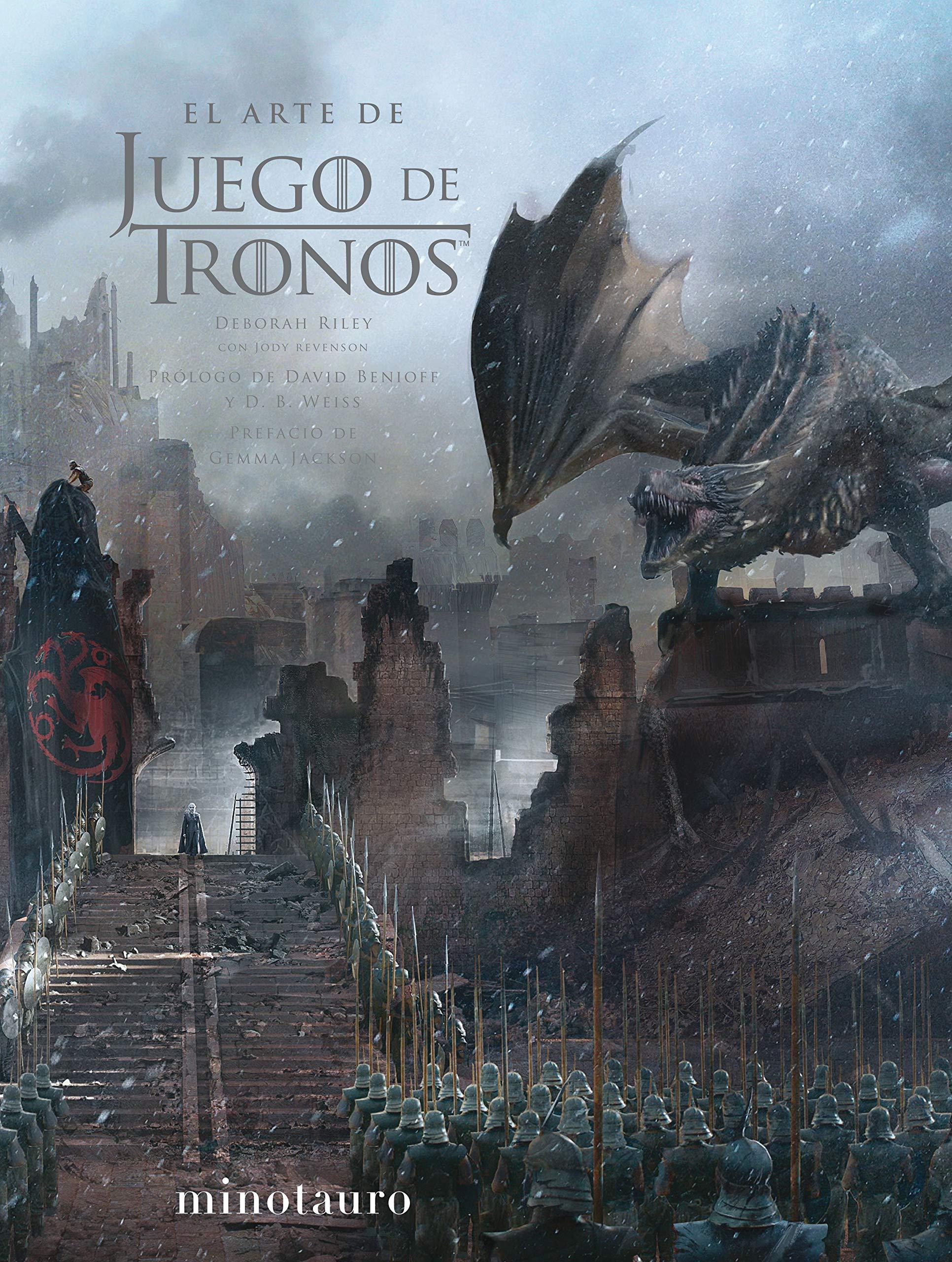 El arte de Juego de Tronos: 17 (Series y Películas): Amazon.es ...