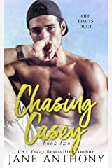 Chasing Casey: A Standalone Love Triangle (Off Limits Duet Book 2) Kindle Edition