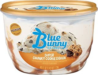 product image for Blue Bunny Super Chunky Cookie Dough Frozen Dessert , 46 fl oz