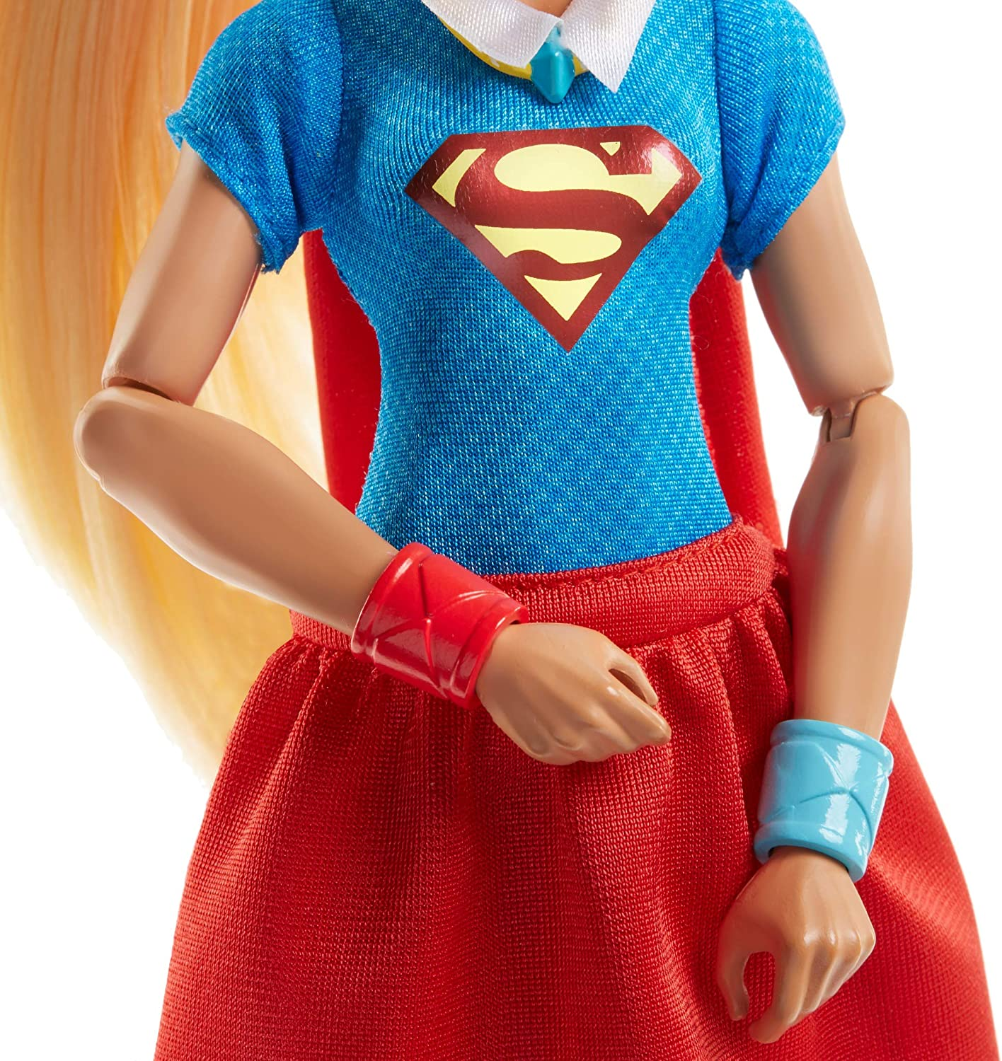 DC FVH35 Super Hero Filles Wonder Woman Transforming Poupée Multi-couleur
