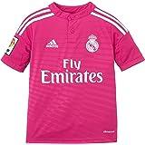 adidas - Camiseta Junior 2ª Equipación Real Madrid CF 2014-2015