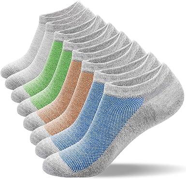 Pairs Ankle Socks, Cotton Trainer Socks