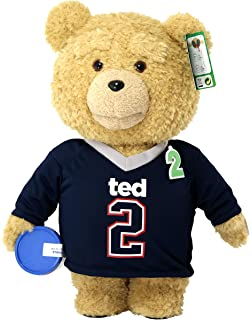 Amazon Com Ted 2 Movie Size Plush Talking Teddy Bear Explicit Doll
