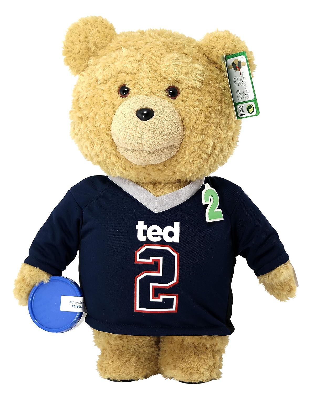 venta al por mayor barato Ted 2 Movie in Jersey Rated R R R 24  Talking Plush  alto descuento