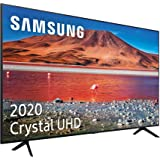 "Samsung Crystal UHD 2020 43TU7005- Smart TV de 43"", Resolución 4K, HDR 10+, Crystal Display, Procesador 4K, Función One…"