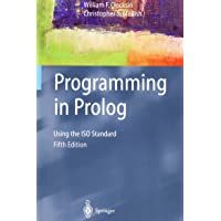 Programming in Prolog: Using the ISO Standard by C.S. Mellish (25-Jul-2003) Paperback