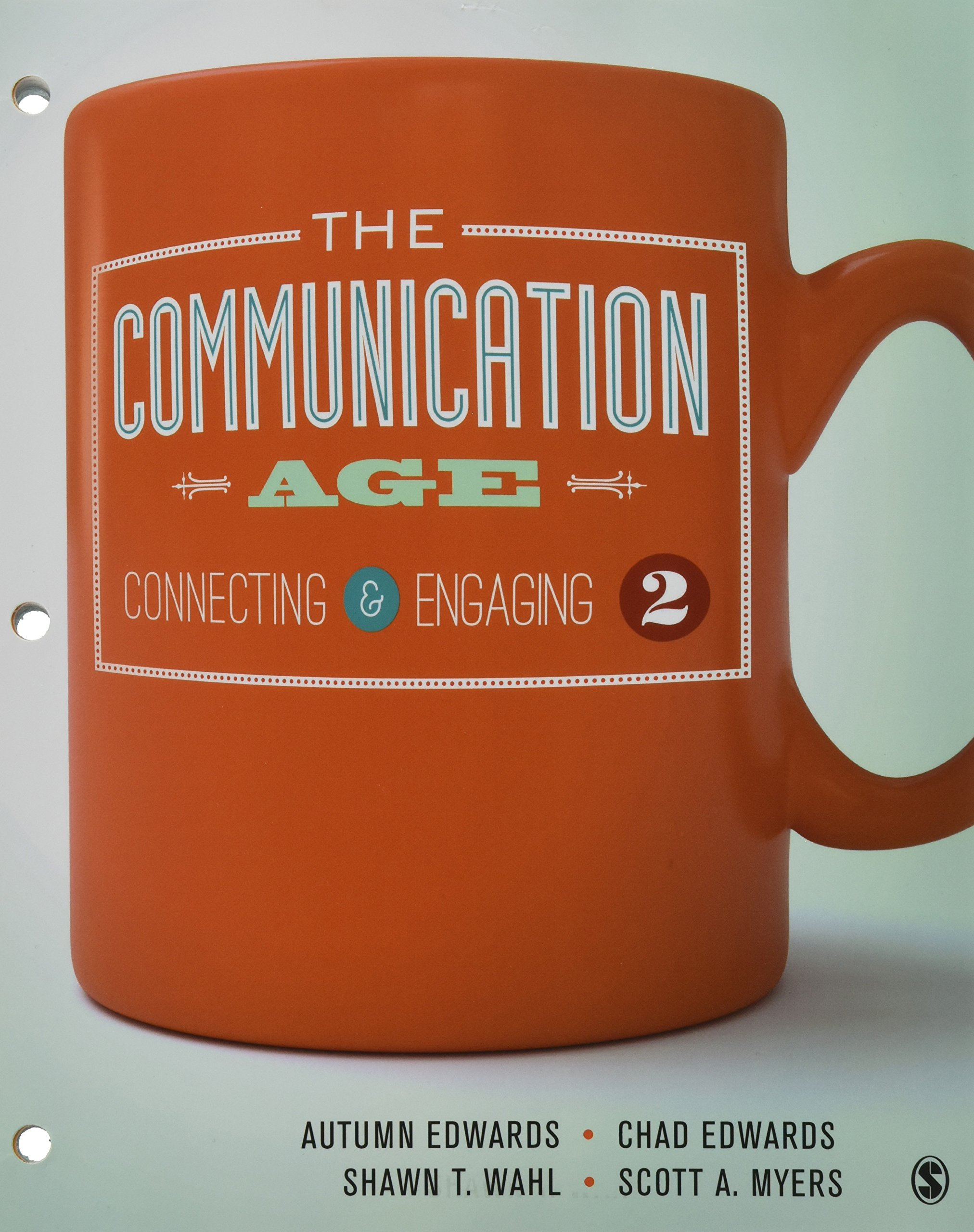 BUNDLE: Edwards: The Communication Age Loose-Leaf 2e + Edwards: The Communication Age 2e Interactive eBook + SpeechPlanner PDF