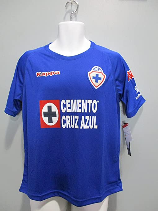 Cruz Azul Under Armour Mundial Del Clubes 2014 Jersey (Large)