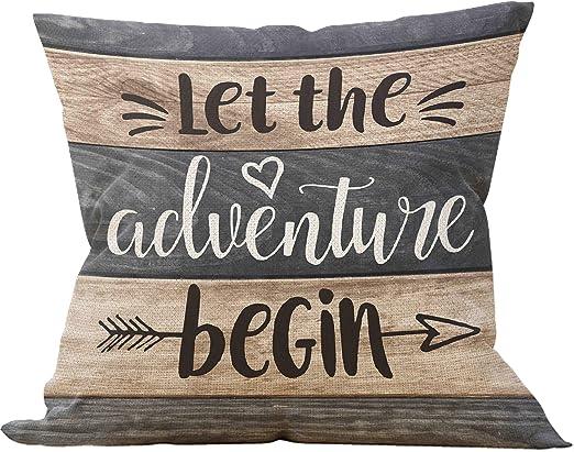 RV Adventure Cushion