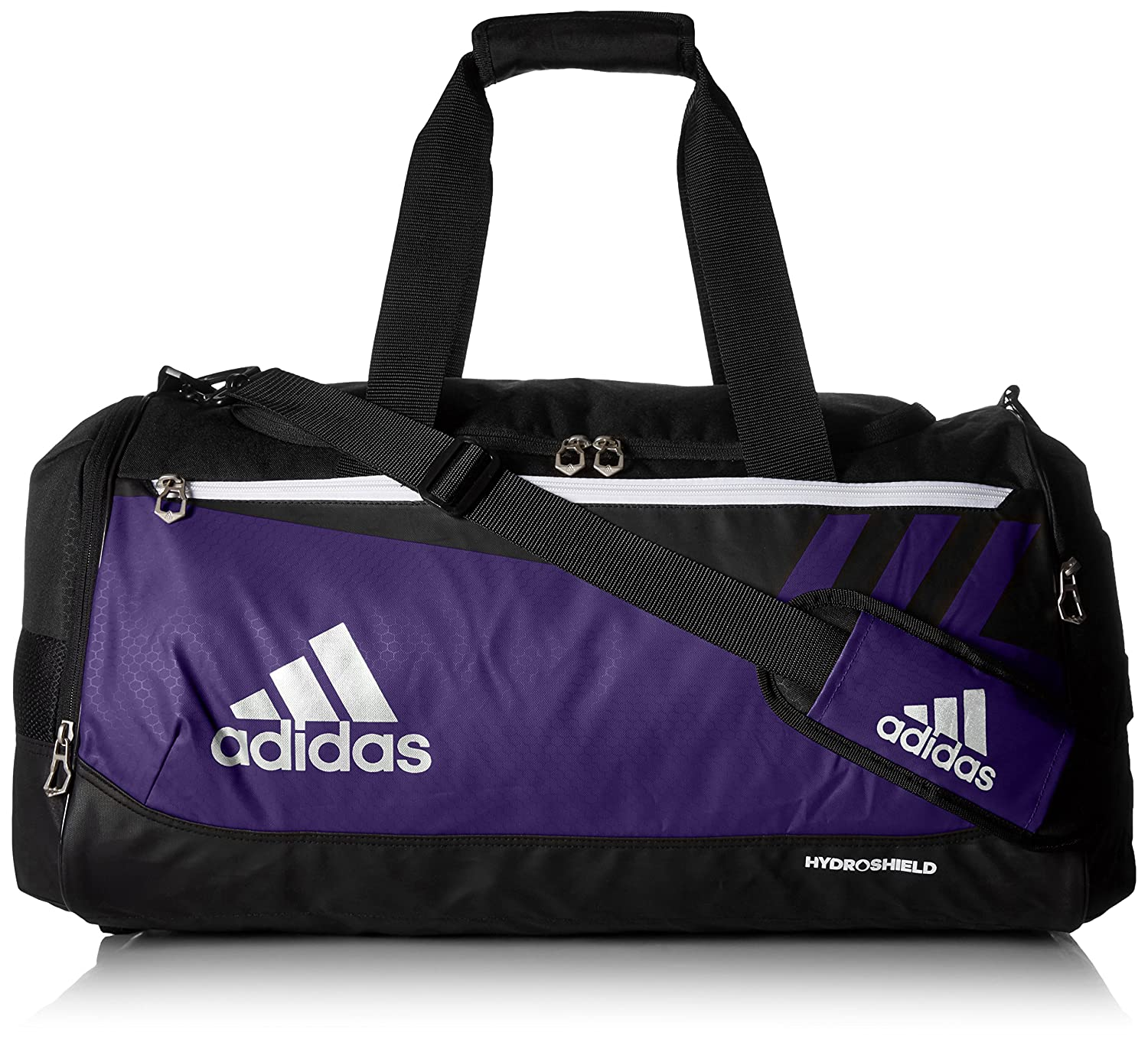 (アディダス) adidas チームイシュー ダッフルバッグ B011R5N1LQ Collegiate Purple Medium Medium|Collegiate Purple