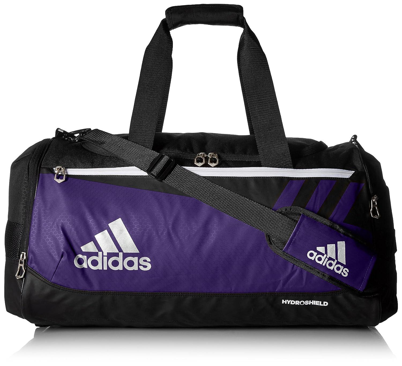 (アディダス) adidas チームイシュー ダッフルバッグ B013Q4QDB6 Small|Collegiate Purple Collegiate Purple Small