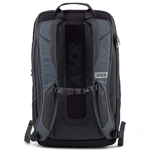 d7d00c6305c5b AEVOR Bookpack Bichrome Night Rucksack für die Uni und Freizeit inklusive  15 Zoll Laptopfach und Skateboard Tragesystem  Amazon.de  Koffer
