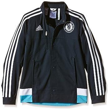 Chelsea Pour Adidas Garçon Anthem Veste Yb6vf7gy