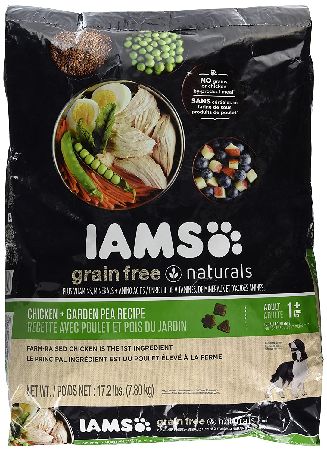 Iams Grain Free Naturals Dry Dog Food