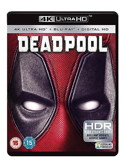 Deadpool in 4K Ultra