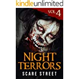 Night Terrors Vol. 4: Short Horror Stories Anthology