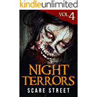 Night Terrors Vol. 4: Short Horror Stories Anthology book cover