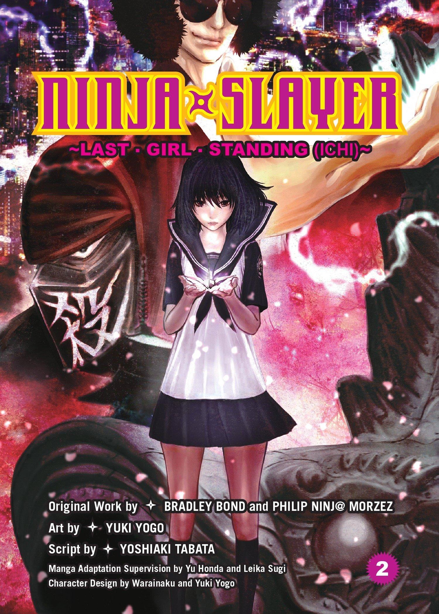 Ninja Slayer Vol. 2: Amazon.es: Bradley Bond: Libros en ...