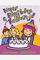 Happy Birthday, Mallory! Kindle Edition