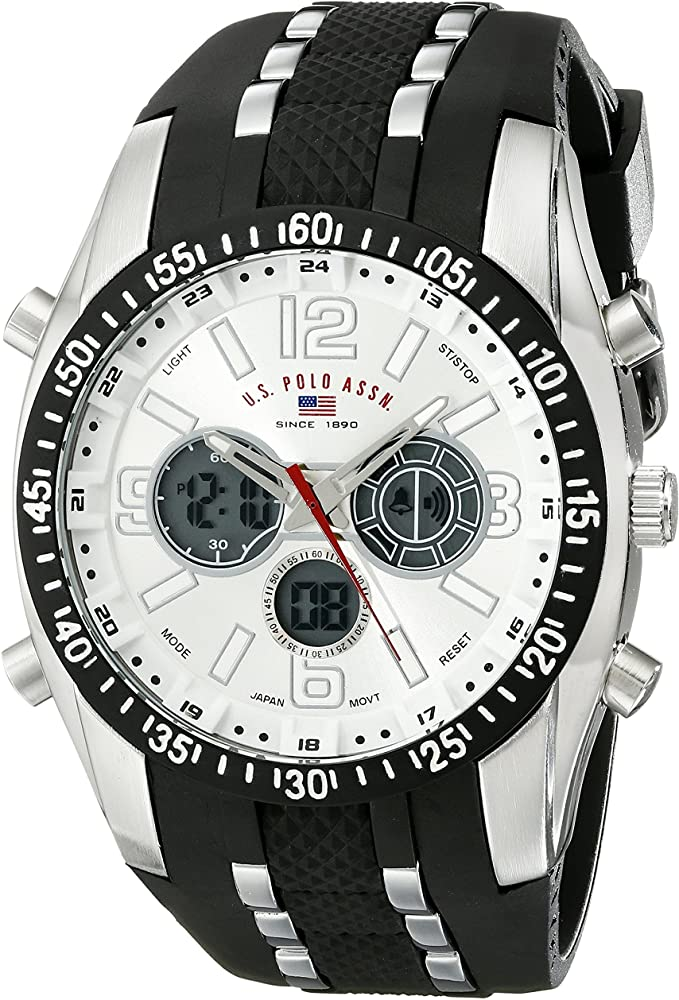 Reloj - U.S. Polo Assn. - para - US9061: Amazon.es: Relojes