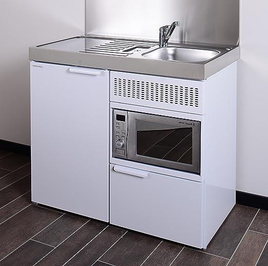 Economy Plus 1000 mm x 890 mm x 600 mm cocina compacta - fregadero ...