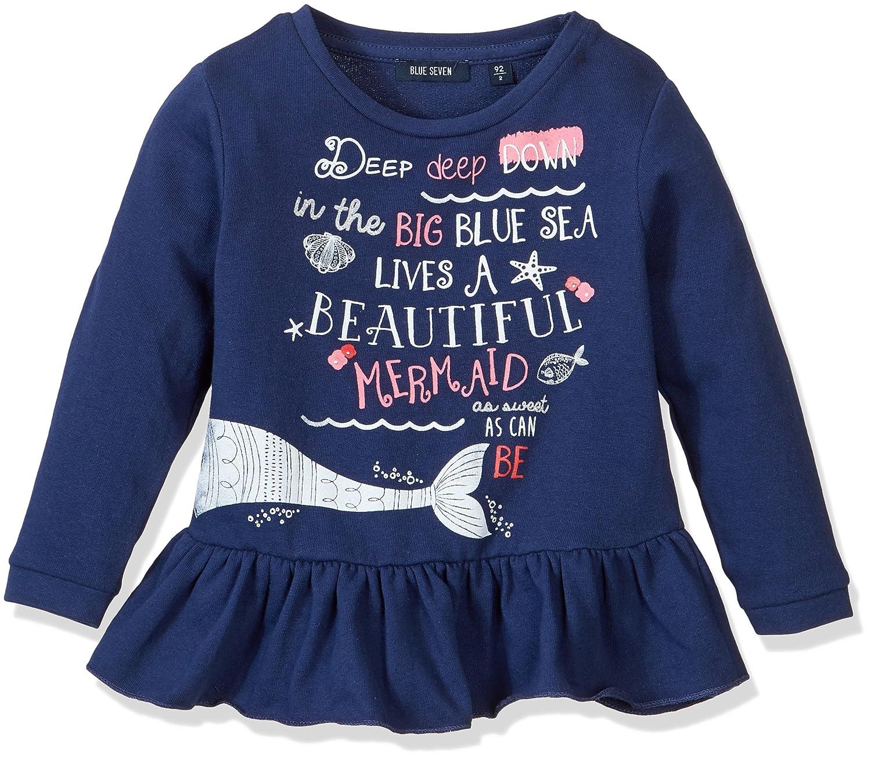 Blue Seven Mädchen Sweatshirt RH 717529 X