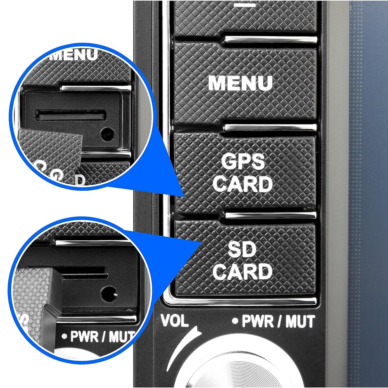 telecharger carte gps pour autoradio