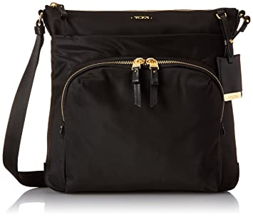 6e5dad2a316f2 Amazon.com: Tumi Women's Voyageur Capri Crossbody Black