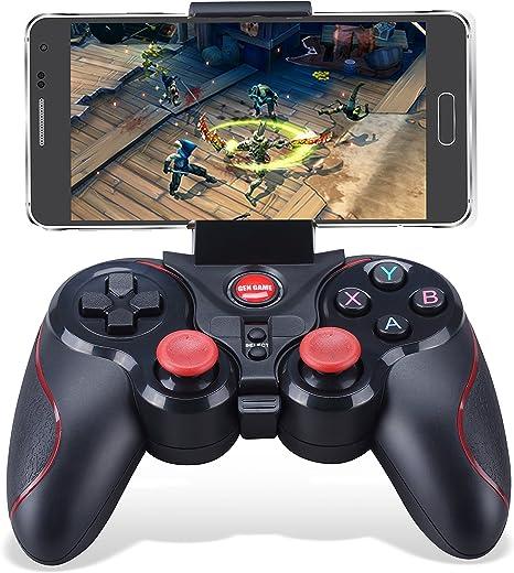 Mando Inalámbrico para Juegos, Maegoo 2.4GHz Bluetooth Game ...
