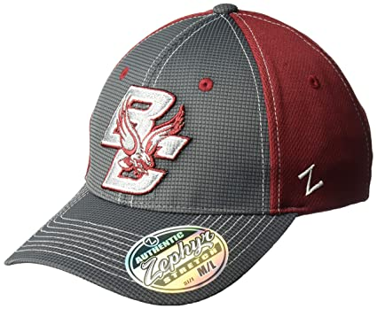 best loved 3b47d 896a0 ZHATS NCAA Boston College Eagles Men s Grid Cap, Medium Large, ...