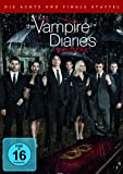 The Vampire Diaries - Die achte und finale Staffel [3 DVDs]