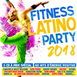 Fitness Latino Party 2018 (3CD)