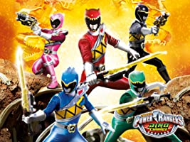 Power Rangers Dino Charge, Unleashed