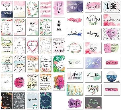 Liebchen Co Postkarten Hochzeit 52 Wochen 52 Postkarten Ein Jahr Lang Jede Woche Eine Karte Kreatives Hochzeitsgeschenk Hochzeit Postkarten