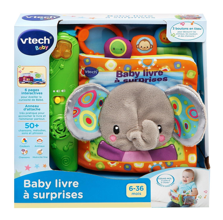 Vtech Kid Baby Livre A Surprises 80 189305