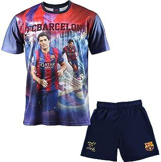 Fc Barcelone Luis Suárez – Oficial Barça Jersey Set + – Pantalones para  niños 5597e7f579f75