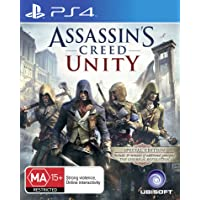 ASSASSIN'S CREED UNITY SPECIAL AUS PS4