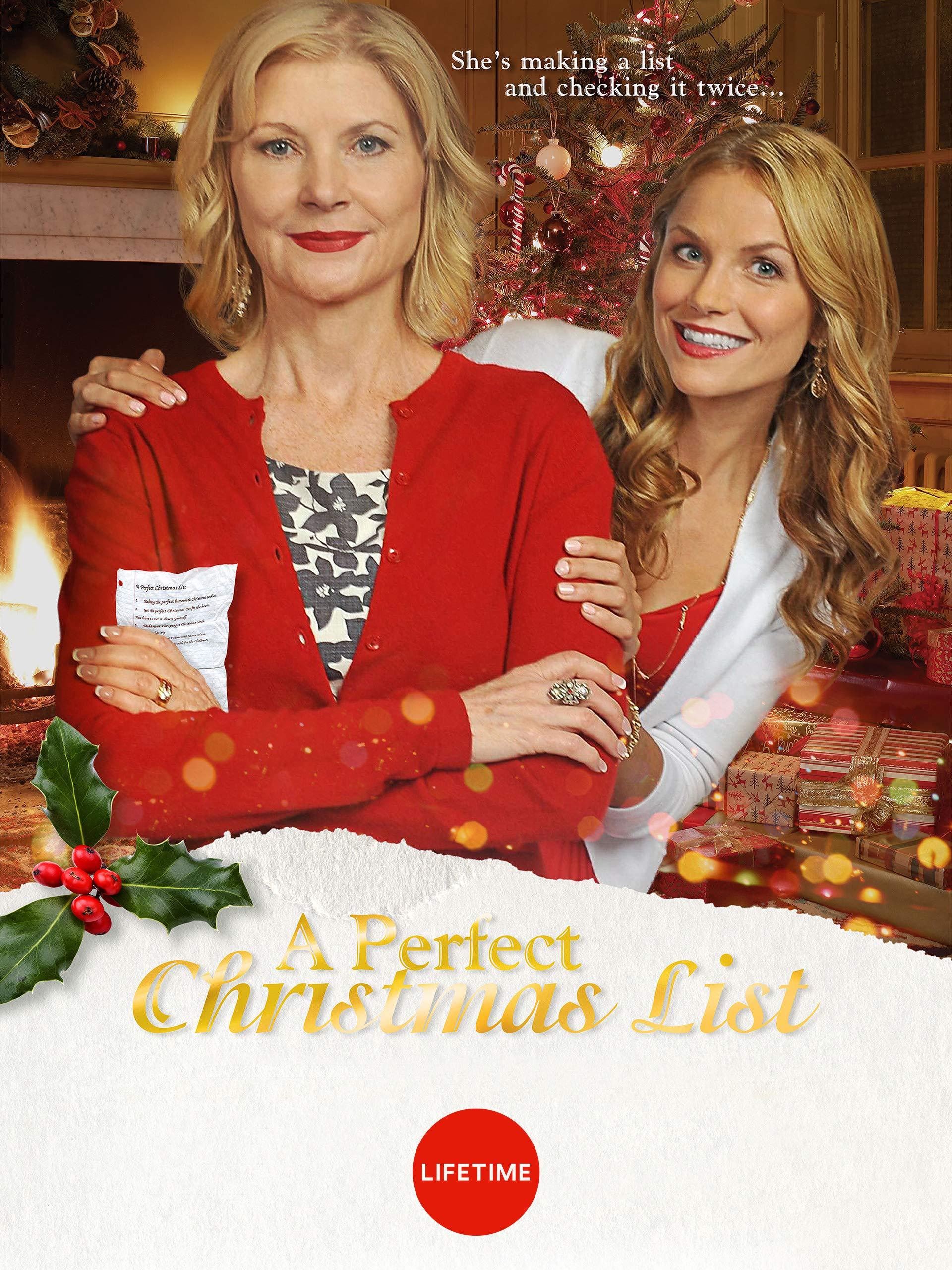 A Perfect Christmas.Amazon Com A Perfect Christmas List 2014 Hybrid Llc