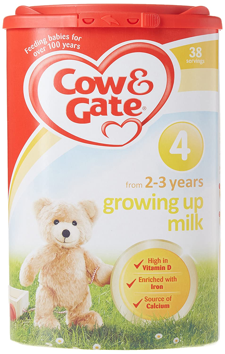 Cow & Gate Growing Up Milk 2-3 Yrs 800g