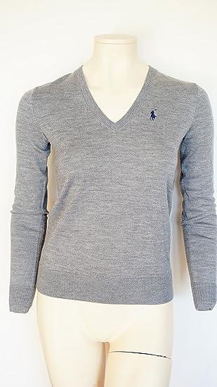 Ralph Lauren - Jersey para mujer, Polo Golf Sport suéter de lana ...