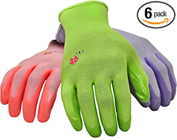 G&F Products Men's Working Gloves with Micro-Foam Coating - Best Pick