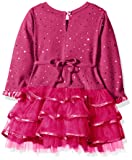 Youngland Girls' Toddler Sparkle Brushed Sweater
