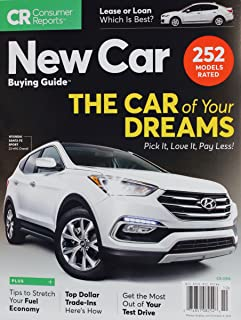 consumer reports new car buying guide consumer reports rh amazon com Consumer Reports Cars consumer reports buyers guide 2017